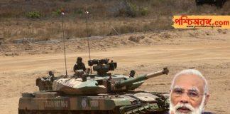 black day of india, indian army, PM narendra modi, arjun tank, arjun mark 1a,