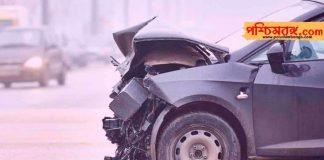 car accident, গাড়ি দুর্ঘটনা,
