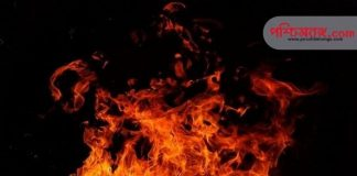 kolkata fire, rail office fire, কলকাতা অগ্নিকান্ড, রেল অফিসে অগ্নিকান্ড, fire in rail office