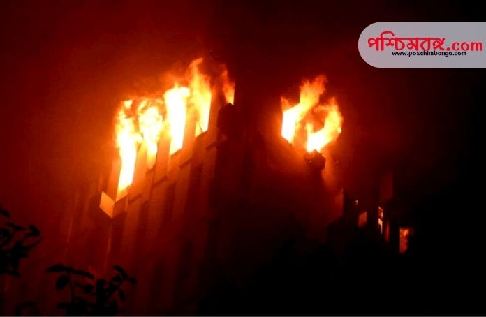 kolkata fire, স্ট্র্যান্ড রোডে আগুন, কলকাতা অগ্নিকাণ্ড