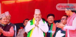 বিজেপি, এনআরসি, অমিত শাহ, দার্জিলিং, BJP, NRC
