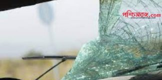 car attack, press car attack, mednipur, election, election 2021 bjp, tmc