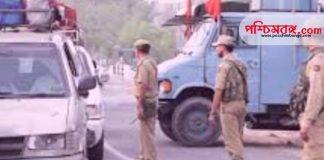নাকা চেকিং, voting in West Bengal, Naka checking, Naka checking started