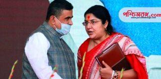 Locket Chatterjee, BJP, যাঁরা বেসুরো তাঁরা বেসুরো হবেন, দেরি না করে তাড়াতাড়ি বিদায় নিন
