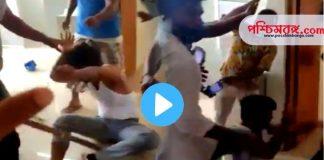 viral video, doctor, assam, হাসপাতালে ঢুকে চিকিৎসককে বেধড়ক মার