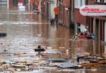 flood, germany flood, বন্যা, জার্মানিতে বন্যা