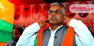 dilip ghosh, west bengal politics, দিলিপ ঘোষ