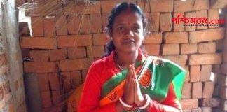 chandana bauri, west bengal politics, bjp
