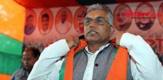 dilip ghosh, bjp, west bengal politiocs, দিলিপ ঘোষ