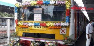 krishak special train, কৃষক স্পেশাল ট্রেন